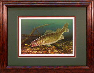 """Eye Candy"" by fish artist Randy McGovern"